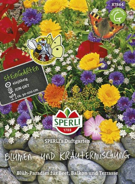 Blumen / Kräutermix Duftgarten