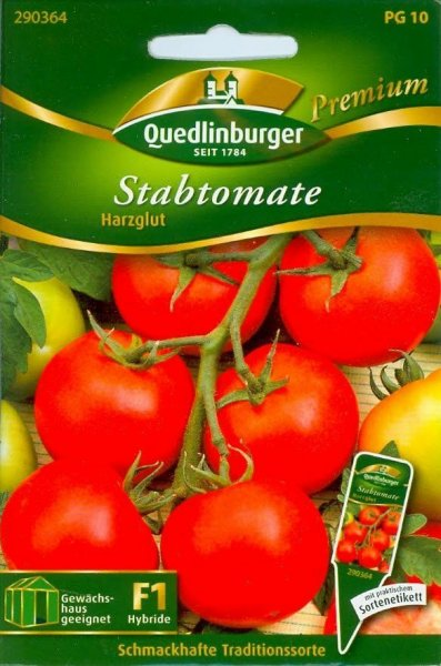 Tomate Harzglut