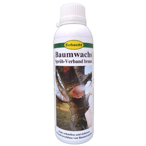 Baumwachs Sprüh-Verband braun 200ml