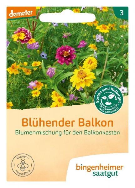 Bio-Blühender Balkon (Mix)