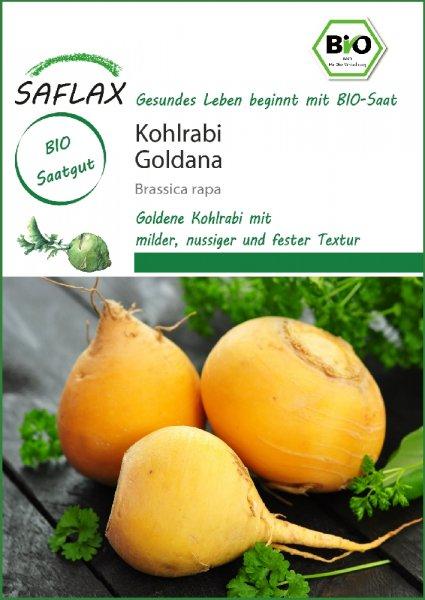 Kohlrabi Goldana