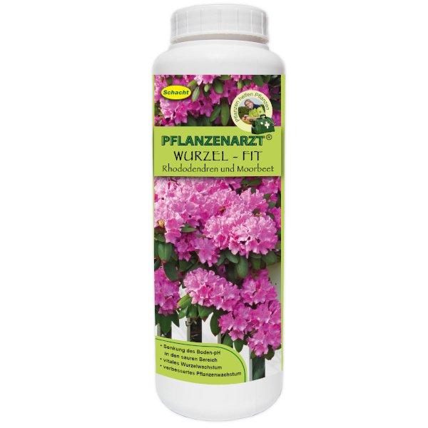 Pflanzenarzt Wurzel Fit Rhododendron und Moorbeet 800 g