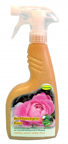 Bio-Pflanzenspray Rosen 500ml