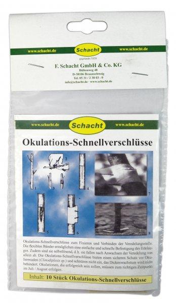 Okulations-Schnellverschluss 10St.