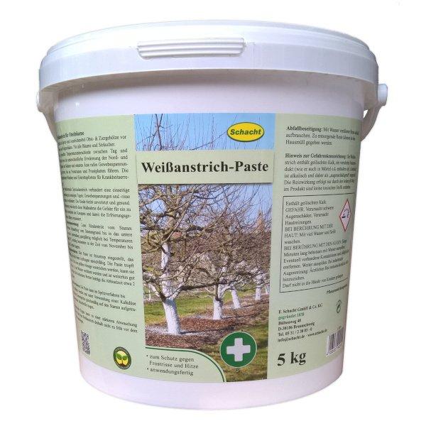Weißanstrich-Paste gegen Frostschäden 5Kg
