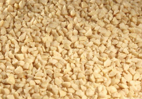 Erdnussbruch, geviertelt 1kg