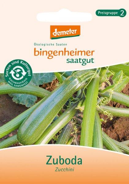 Bio-Zucchini Zuboda