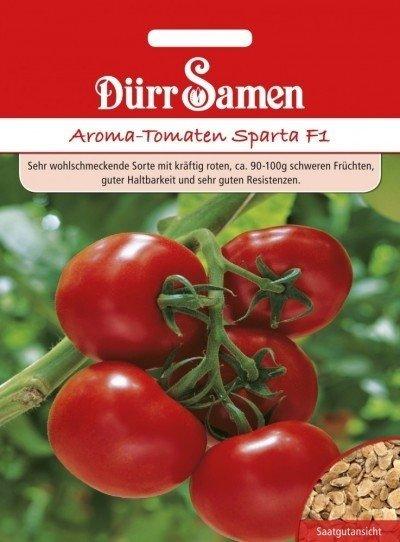 Tomate Sparta LonglifeF1