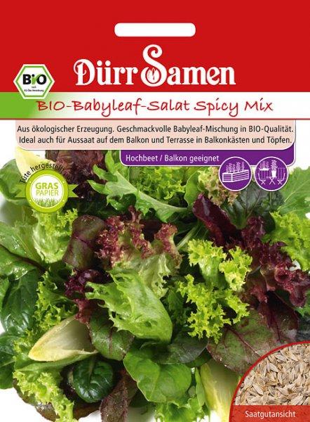 Bio Babyleaf Salatmix