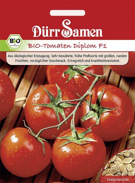 Bio Tomaten Diplom F1