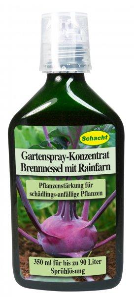 Gartenspray-Konzentrat Brennnessel mit Rainfarn 350ml