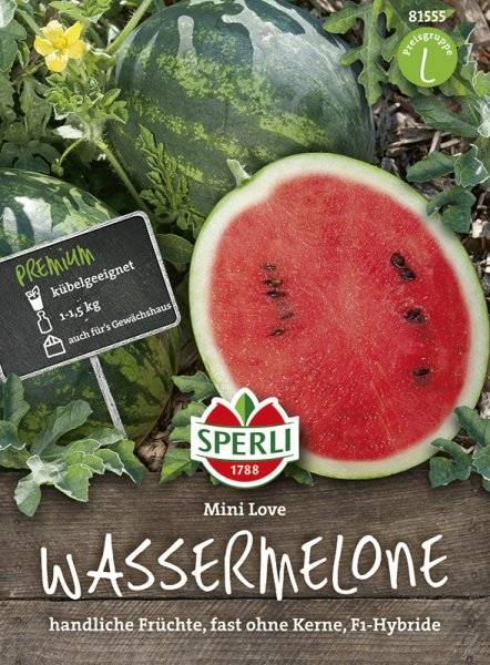 Wassermelone Mini Love