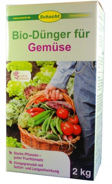 Bio-Dünger für Gemüse 2kg