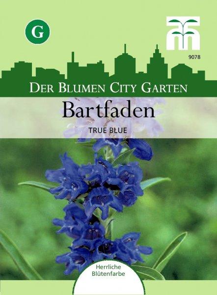 Bartfaden True Blue
