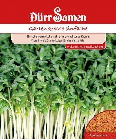 Gartenkresse einfache 250g