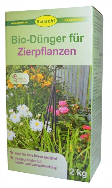 Bio-Dünger für Zierpflanzen 2kg