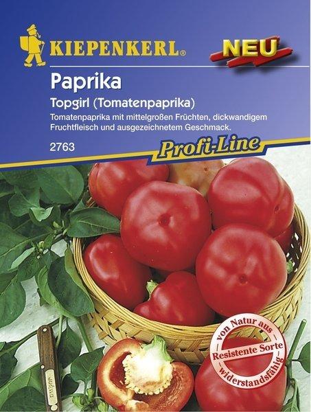 Tomatenpaprika Topgirl