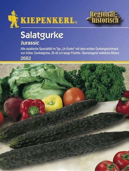 Salatgurke Jurassic Urgurke