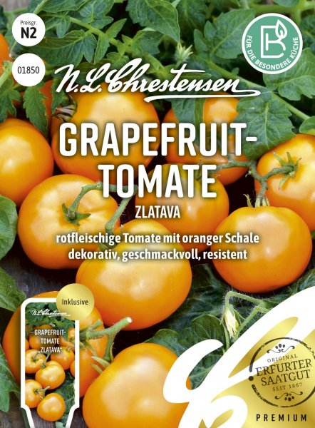 Grapefruit Tomate Zlatava