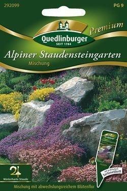 Alpiner Staudensteingarten