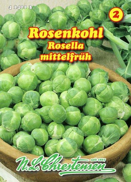 Rosenkohl Rosella