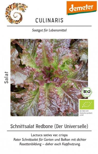 Bio-Schnittsalat Redbone