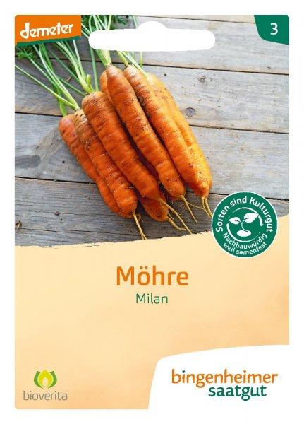 Bio-Möhre Milan
