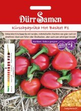 Paprika Kirsch Hot Basket