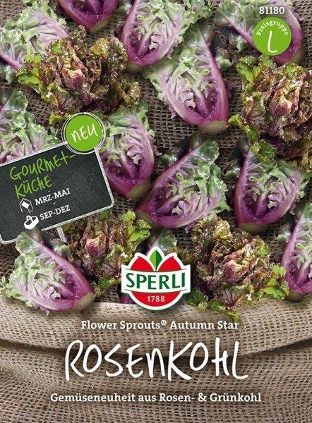 Rosenkohl Flower Sprout