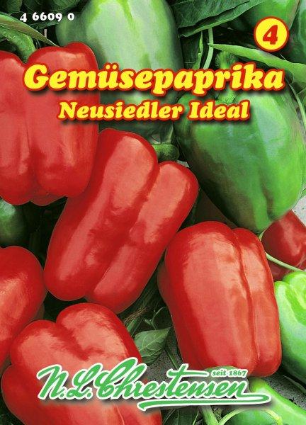 Gemüsepaprika Neusiedler Ideal