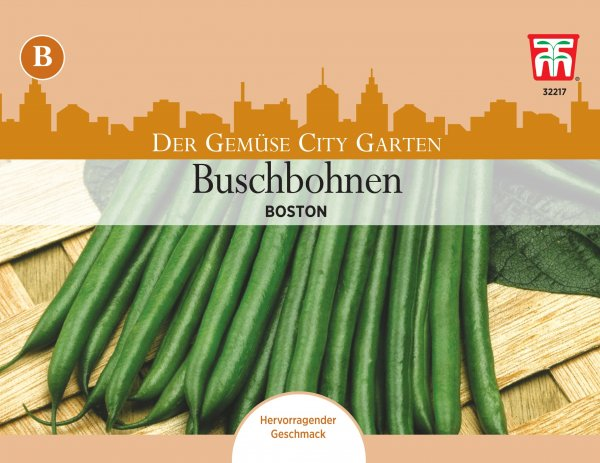 Buschbohne Boston
