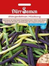 Stangenbohnen Mix