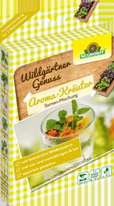 Wildgärtner Genuss Aroma-Kräuter