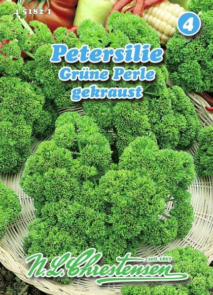 Schnittpetersilie Grüne Perle