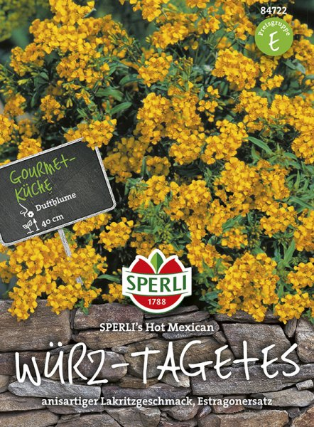 Würz-Tagetes Hot Mexican