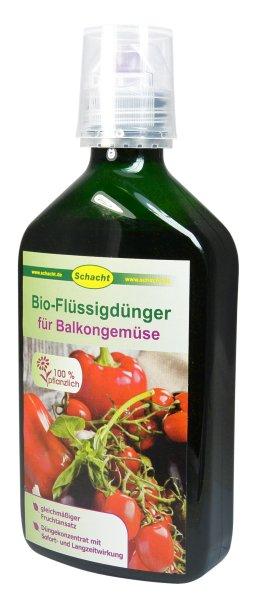 Bio-Flüssigdünger für Balkongemüse 350ml