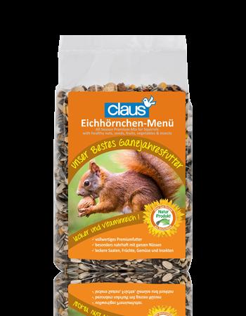 Eichhörnchen-Menü Unser Bestes 700g
