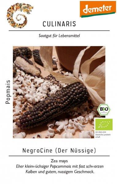 Bio-Popcornmais NegroCine
