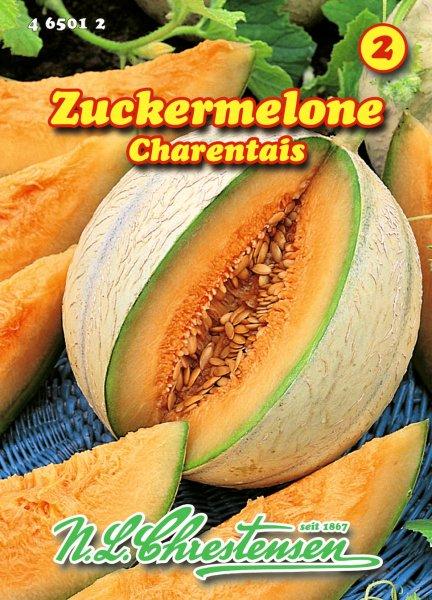 Zuckermelone Charentais